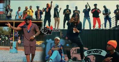 Dahlin Gage ft Medikal Cash Out Music Video directed by Zeal World, Song Produced by Dj Fortune.