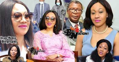 Jean Adukwei Mensa EC Boss Biography age, children, husband Dr Charles Mensa age, awards, education, family, parents, hometown, is she a Slay Queen