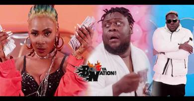 Kiki Marley ft Medikal Gym Music Video starring Oteele and directed by KP Selorm.