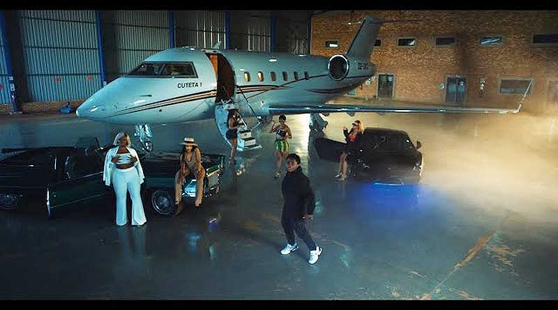 Kweku Smoke ft Emtee Let It Go Music Video directed by Babs Direction, song produced by Atown TSB.