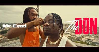 Mr Eazi The Don Short Film Music Video directed by Babs