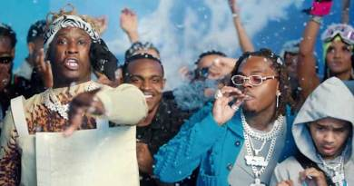 Young Thug ft Gunna Ski Music Video directed by Omar Jones, Producers Angel J Rosa and Mark Schroeder.