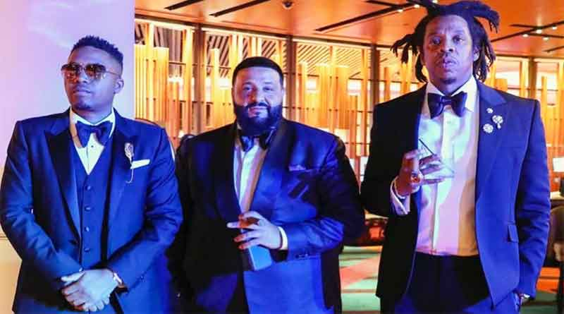 DJ Khaled ft JAY Z Nas Sorry Not Sorry Music Videodirected by Hype Williams, song produced by StreetRunner,Tarik AzzouzandDJ Khaled.