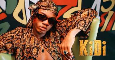 Kidi Touch It Official Music Video directed by Rex, song produced by KiDi, Richie Mensah and Jack Knight