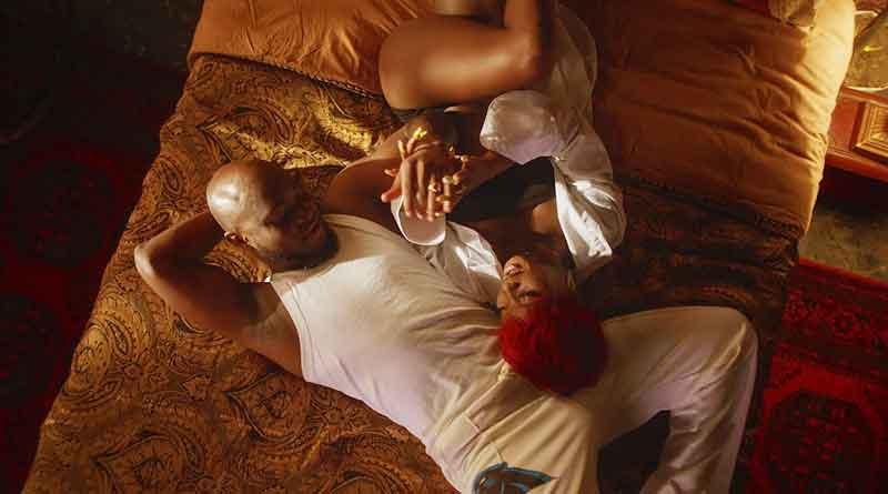King Promise Slow Down Music Video directed by Andy Madjitey.