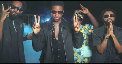 Lasmid ft Dead Peepol Sika Official Music Video directed by Kojo Myles, song produced by Beatz Vampire
