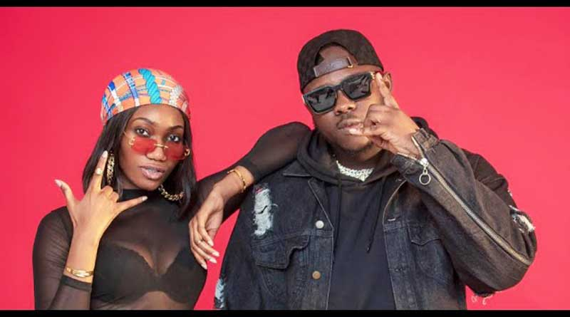 Wendy Shay featuring Medikal – Decision Music Video directed by KP Selorm, song produced by Samsney.