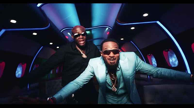 D'Banj performing Banga Music Video directed by Clarence Peters.