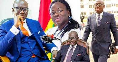 Godfred Yeboah Dame Biography age, wife Dr Joycelyn Akosua Assimeng Dame, children, parents, hometown, educational background, politics, NPP.