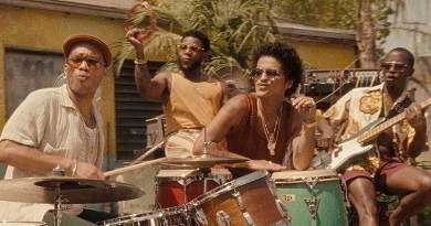 Bruno Mars ft Anderson .Paak and Silk Sonic performing Skate Music Video directed by Bruno Mars and Florent Dechard, produced by Jeremy Sullivan.