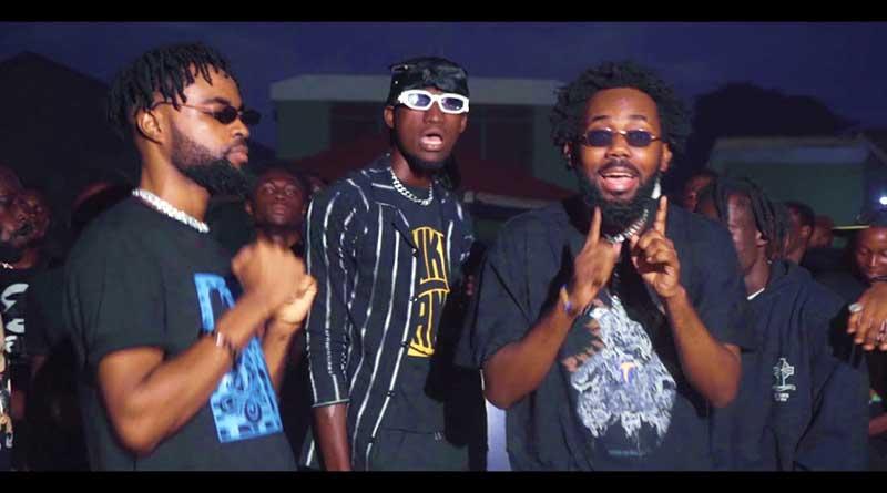 Dead Peepol performs You Dont Feed Me featuring Khojo Ray, Wanfaro, Yaw Moni, Qwaku Premo, Don Elvi, King Waab, Bra Clem, OT n Aiges, King Paluta.