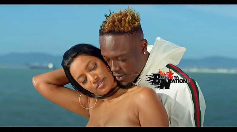Okese1 performing Te Amo Music Video.