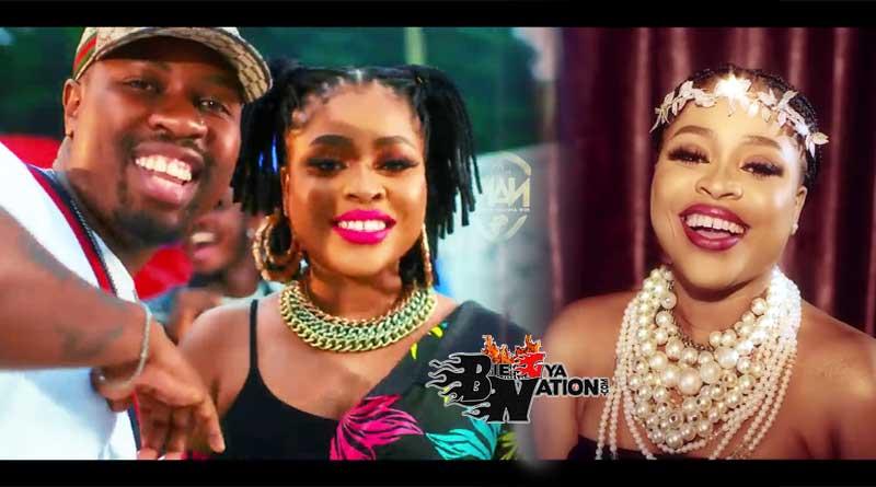 Adina Thembi featuring Mr JazziQ premiers Shoulder Music Video.