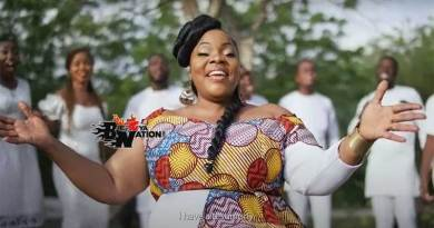 Celestine Donkor premiers Only You Music Video.
