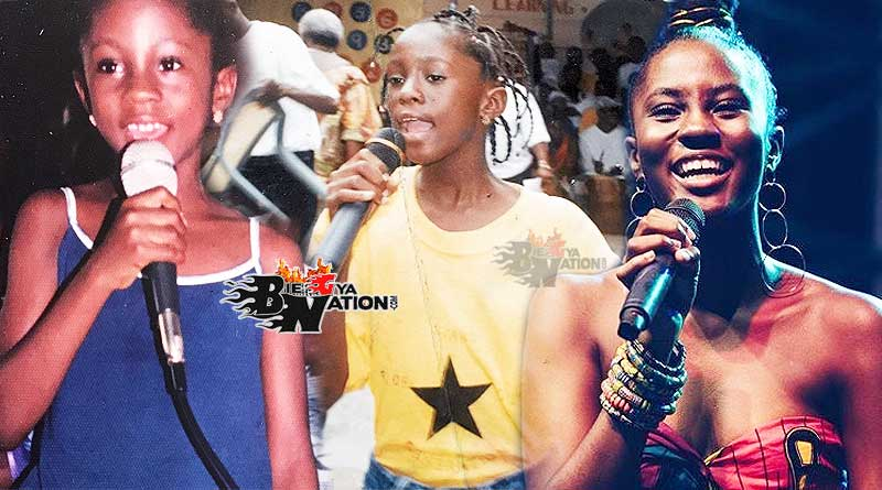 Cina Soul childhood senior high school old photos at Deyoungsters International School, pictures.