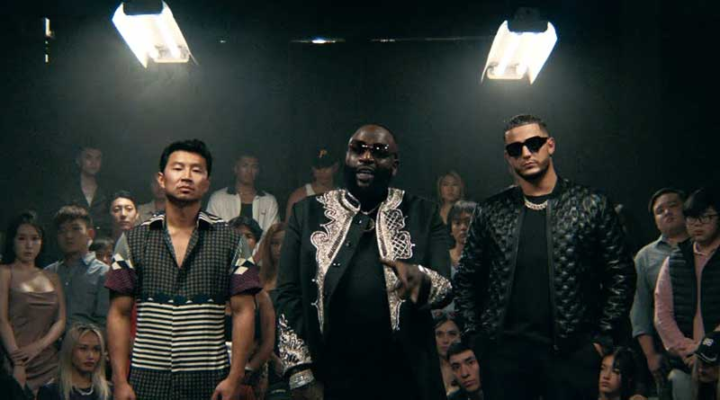 DJ Snake featuring Rick Ross and Rich Brian premiers Run It Music Video.