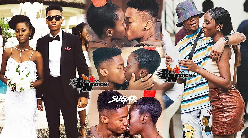 Kidi and Cina Soul wedding pictures, and relationship.