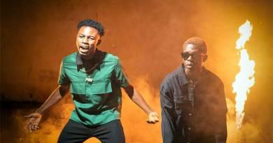 Kweku Flick premiers Attack Music Video featuring Ghanaian rapper Strongman.