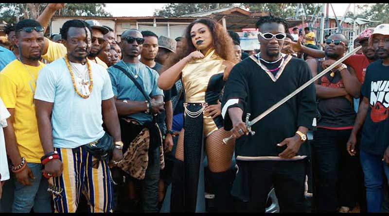 Ghanaian rapper Obibini premiers Wudinis Anthem Music Video directed by Holisshotit.