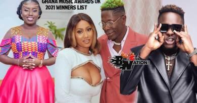 Ghana Music Awards UK 2021 winners list GMAUK21