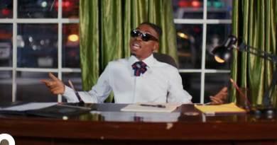 Mayorkun premiers Back In Office Music Video.