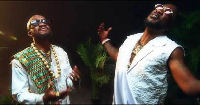 Mr Drew featuring Kwabena Kwabena premiers Fo Cry Music Video.
