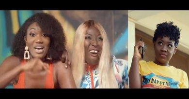 Eno Barony Wendy Shay shuga titi do something music video.