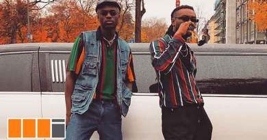 joey b greetings from abroad video pappy kojo
