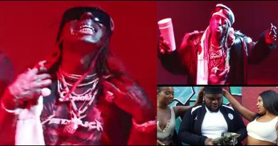 Lil Wayne uproar video Swizz Beatz.