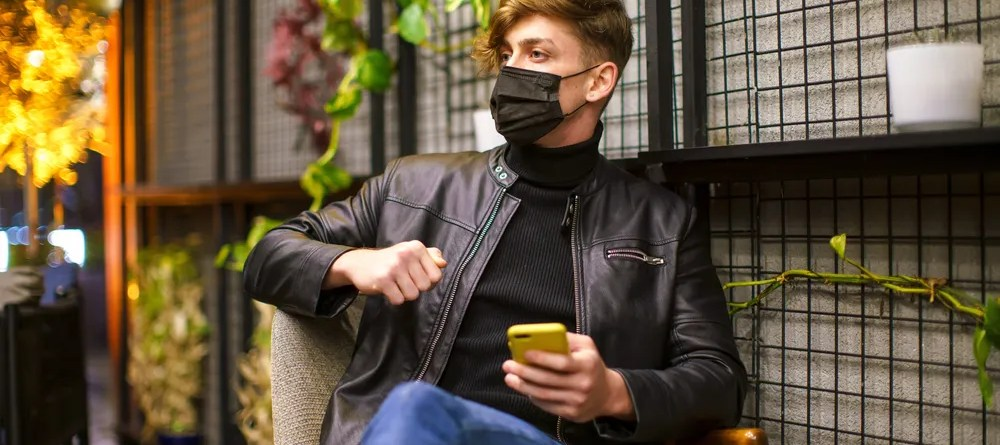 Stylish Face Mask for men