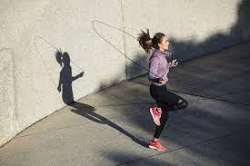 comment perdre du poids avec la corde a sauter