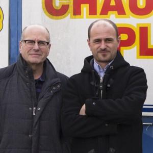 Guillaume & Michel - Plombiers Chauffagistes Partenaires depuis 2 générations.