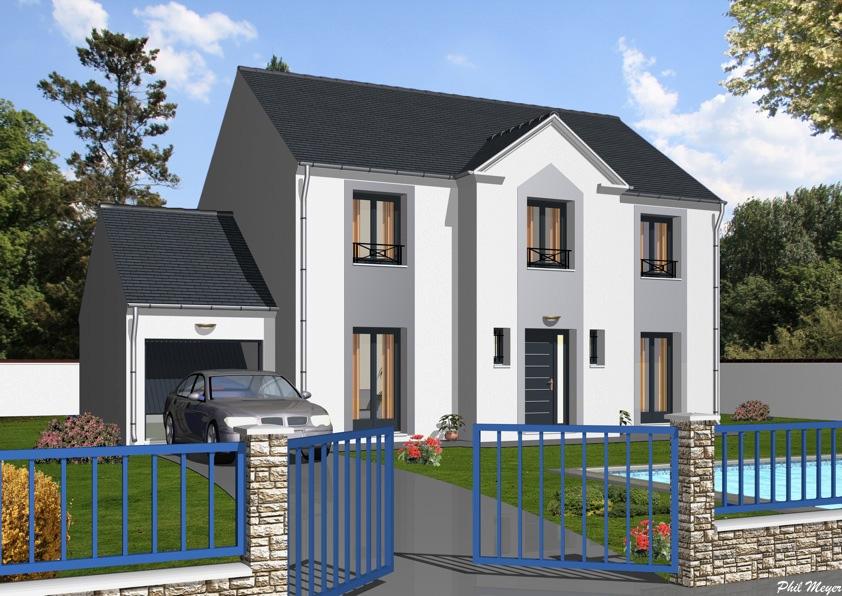 Plans 3D Pour Mieux Imaginer Sa Future Maison - Bien Construire