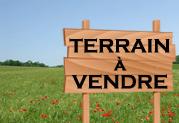 terrain à vendre