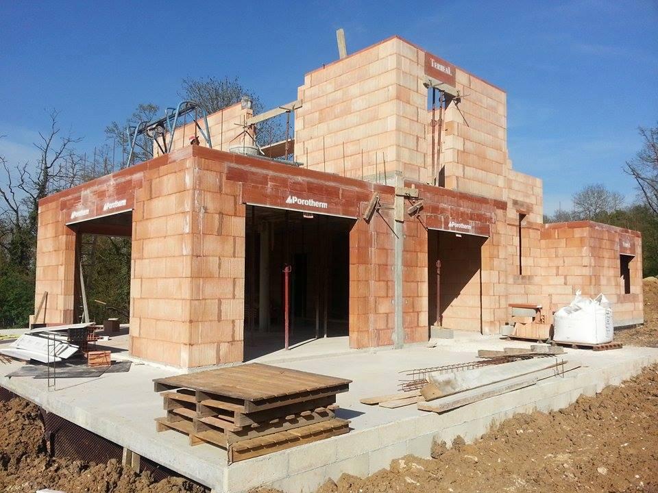 construction maison brique ventana blog. Black Bedroom Furniture Sets. Home Design Ideas