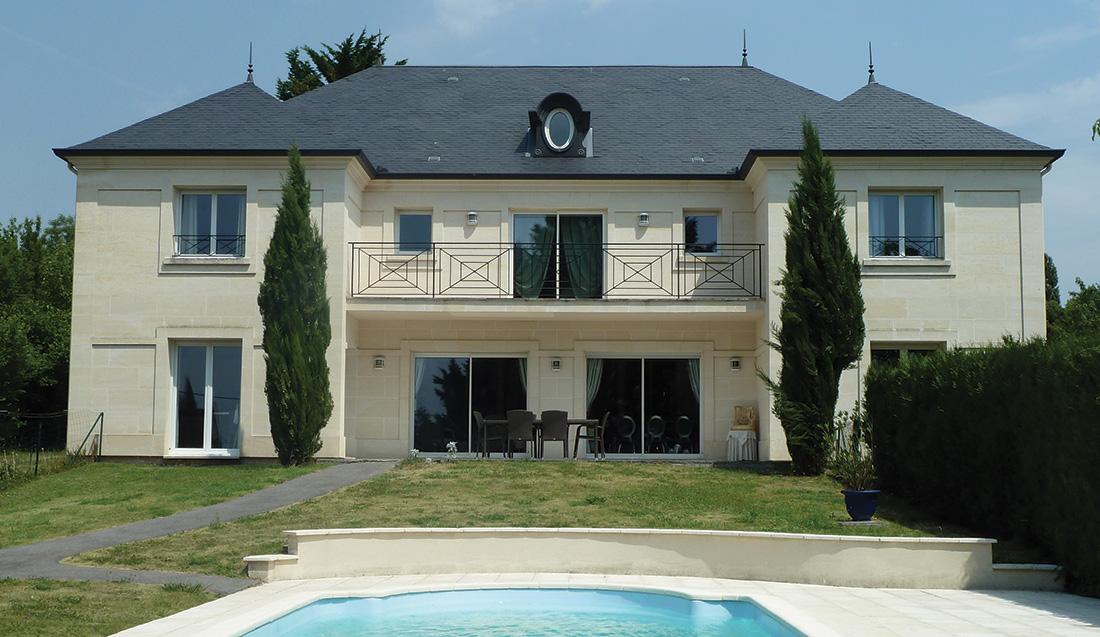 Maisons Delmas piscine
