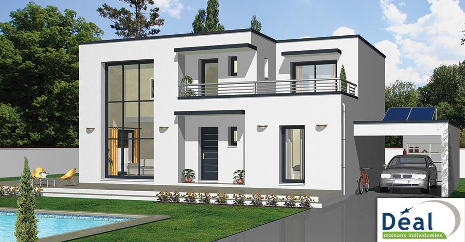 Maisons Deal - modèle Luminy