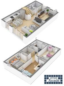 Free Dom' Plans de maison
