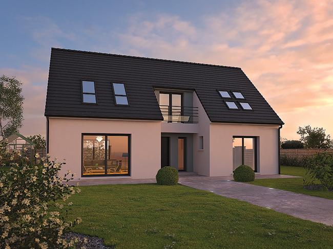 Choisir Une Maison Avec Combles Aménagés - Bien Construire