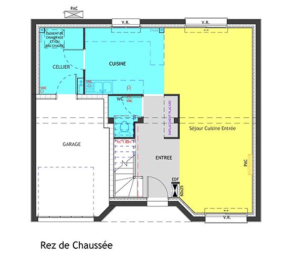 Une Maison Familiale Personnalisable Et Innovante Le Modele Delias De Maisons Pierre Bien Construire