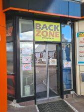 Back-Zone