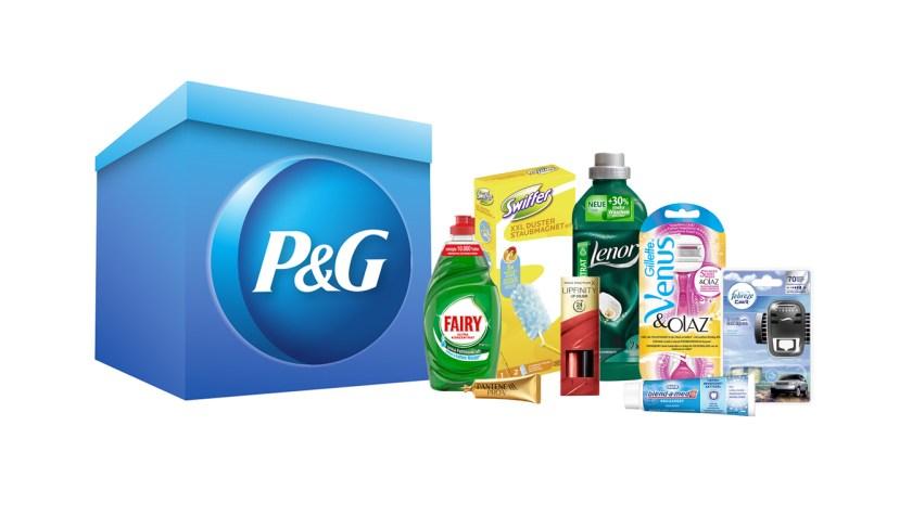 P&G Gl++cksmomente Box