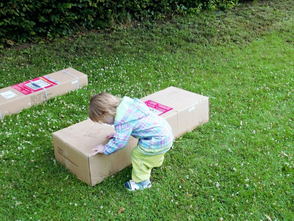 Aufbau Pakete