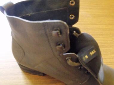 Schuhe Schnürung