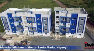 Apartamento Residencial Miadam I (en el Monte Santa Maria Higuey)