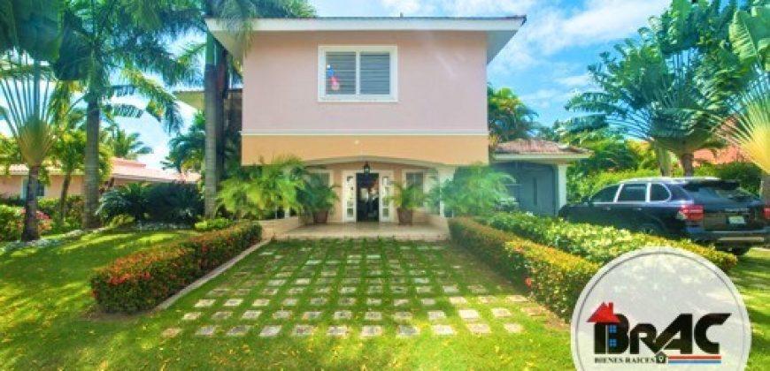 Hermosa Villa de Lujo en Cocotal Golf and Country Club | Punta Cana