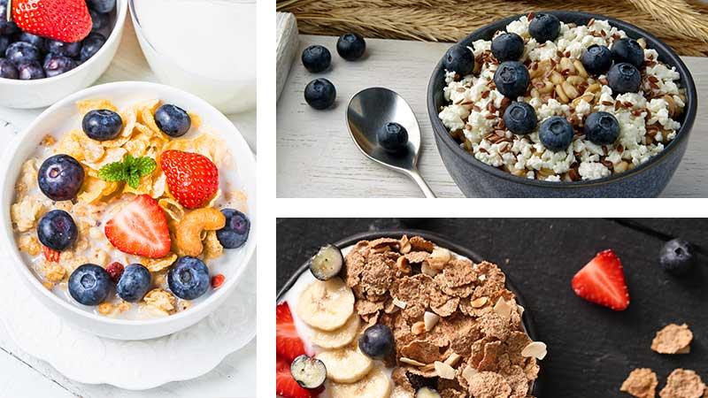 porridge de avena desayuno