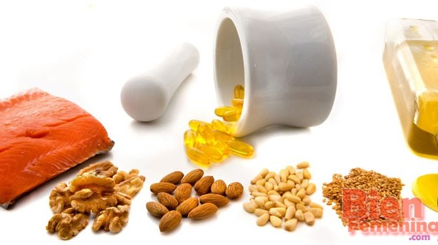 El Omega 3 y sus beneficios en la alimentación
