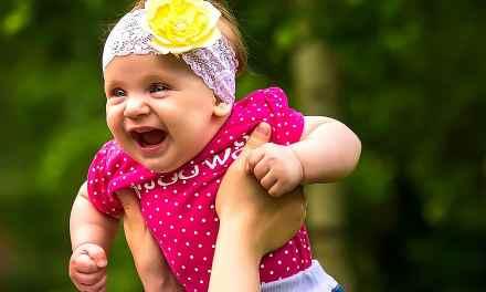 Un bebe, la mayor alegría que te puedes imaginar