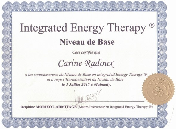 IET - Certification de base